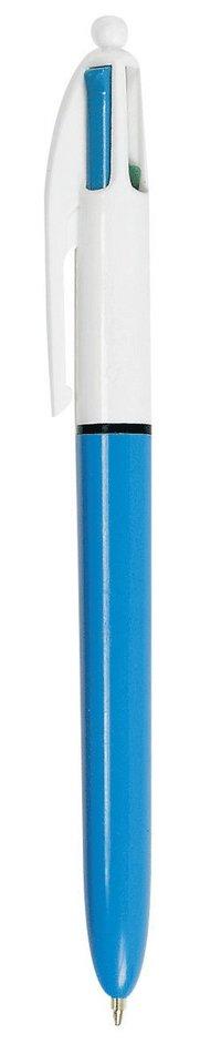 Kulspetspenna Bic 4 färger