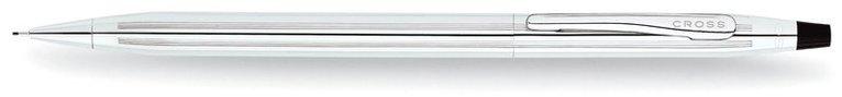 Stiftpenna 0,7 Cross Century blank krom 1