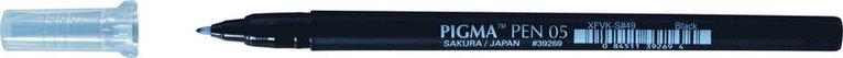 Tuschpenna Pigma Pen 05 svart 1