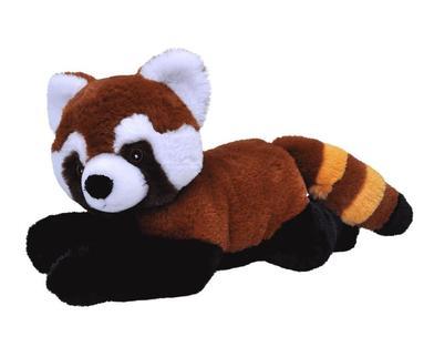 Mjukdjur röd panda Ecokins 40cm