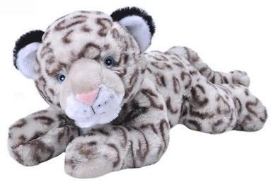 Mjukdjur snöleopard Ecokins 40cm
