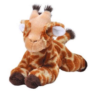 Mjukdjur giraff Ecokins 25cm