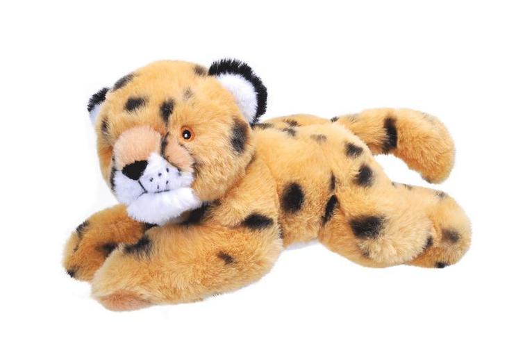 Mjukdjur gepard Ecokins 23cm 1