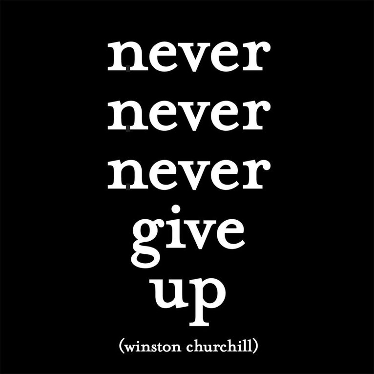 Magnet Never Give Up 1