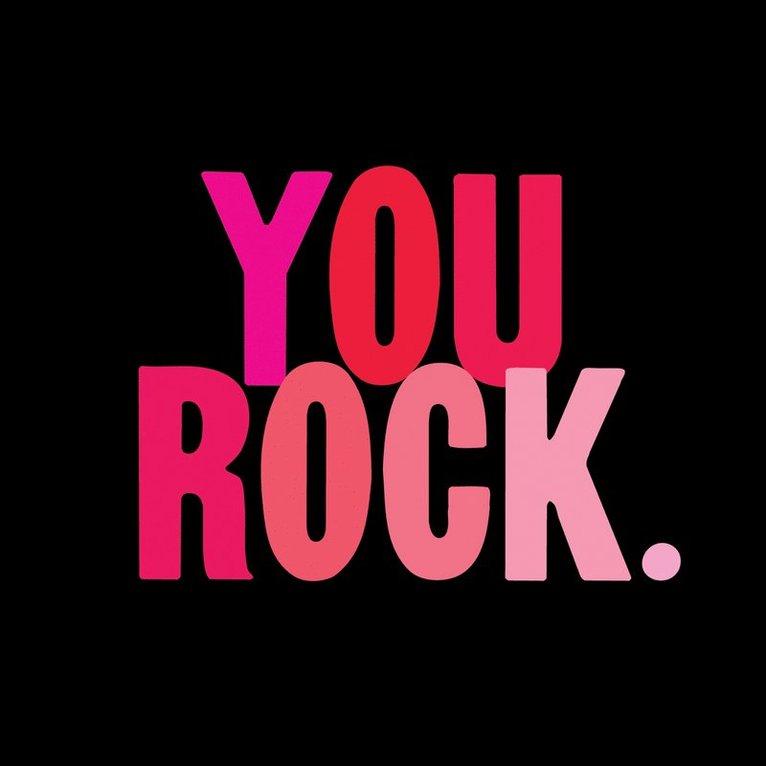 Magnet You Rock 1