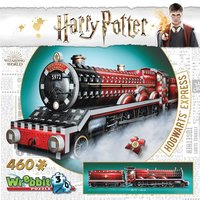 Pussel 460 bitar 3D Harry Potter Hogwarts Express