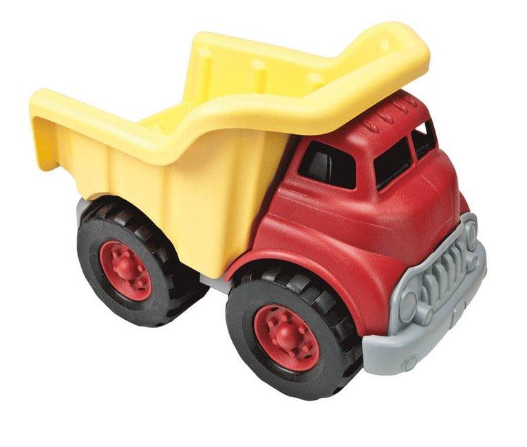 Leksak lastbil röd 1