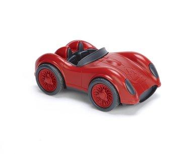 Racerbil röd