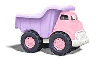 Leksak lastbil rosa