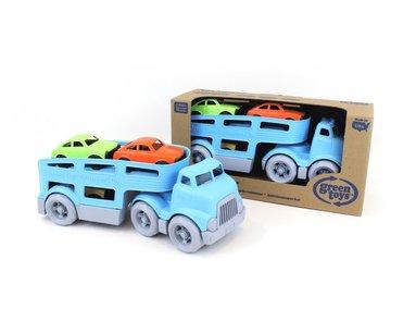 Leksak biltransport inkl 3 bilar