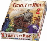 Spel Ticket To Ride: USA
