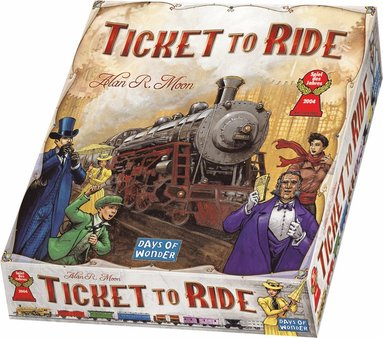Ticket To Ride - USA 1