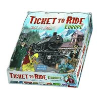 Spel Ticket To Ride - Europa