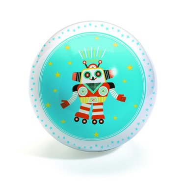 Boll 12cm Funky Robots