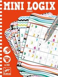 Pysselkort Mini Logix Sudoku