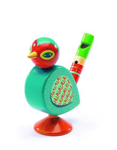 Flöjt fågel - Animambo