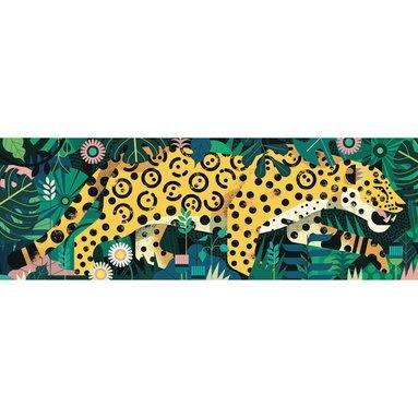 Pussel 1000 bitar Leopard