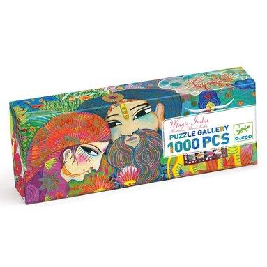 Pussel 1000 bitar Magic India 1