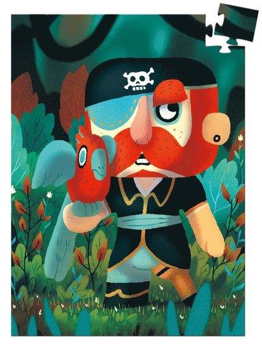 Minipussel 60 bitar Pirat