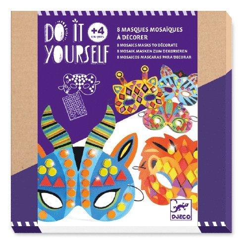 Do it yourself - Masker djungeldjur 1