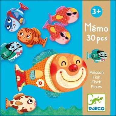 Memo fiskar 1