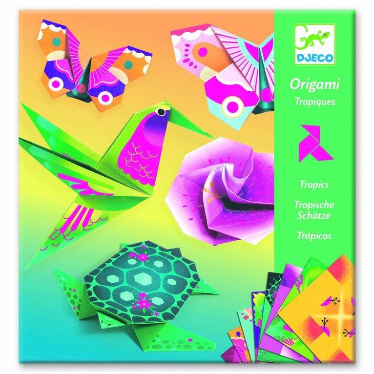 Origami Tropics 1