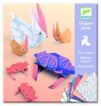 Origami djurfamilj
