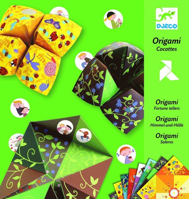 Origami Loppan 1