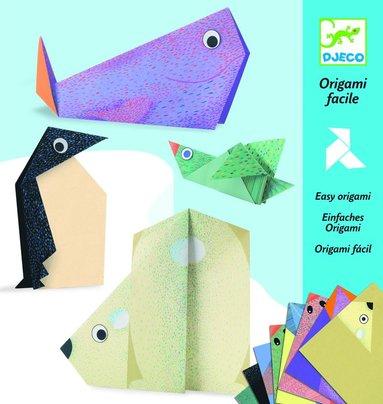 Origami polardjur 1