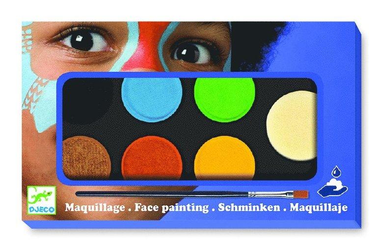 Ansiktsfärg 1