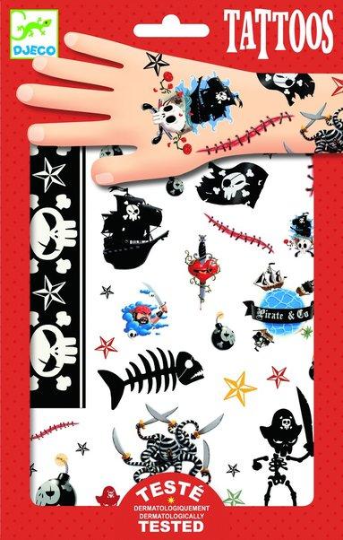 Tatueringar pirater