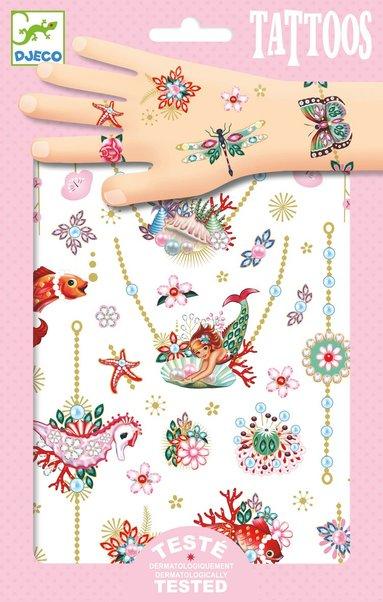 Tatueringar smycken 1