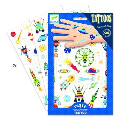 Tatueringar Rymden