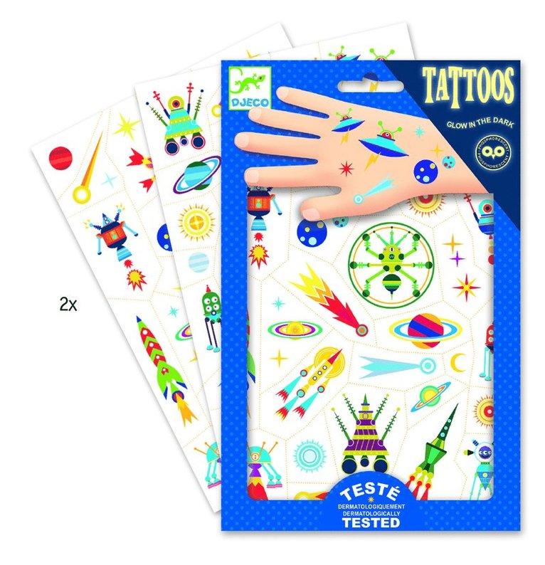 Tatueringar Rymden 1