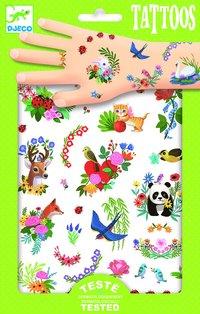 Tatueringar Happy Spring