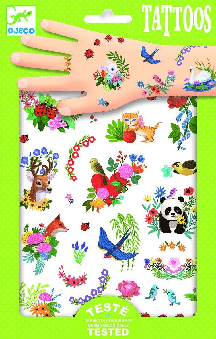 Tatueringar Happy Spring 1