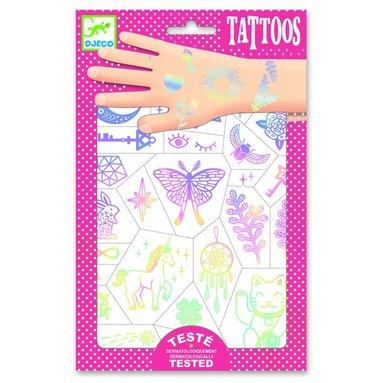 Tatueringar Lucky Charm