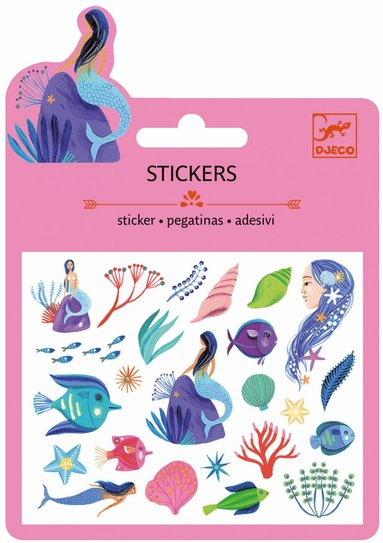Ministickers i havet 1