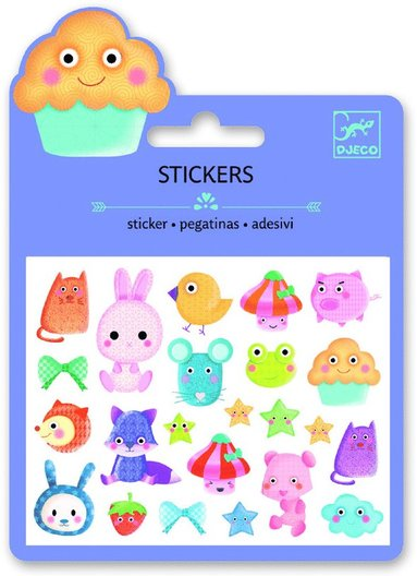Ministickers Kawaii
