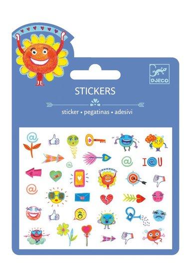 Klistermärken mini Symbols