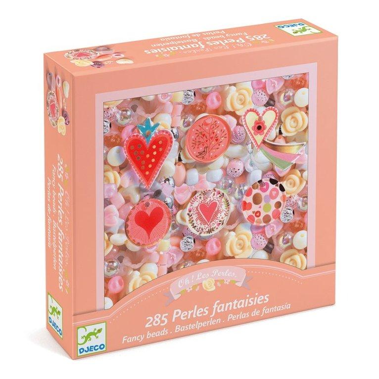 Pärlor hjärtan 1