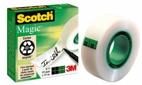 Tejp Scotch Magic 33m x 19mm transparent