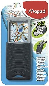 Förstoringsglas x3 Maped Pocket