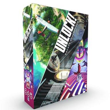 Unlock! Escape Adventures (SVE) 1
