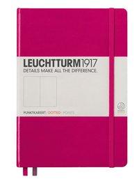 """Anteckningsbok Leuchtturm1917 """"Bullet Journal"""" A5 prickad cerise"""