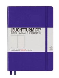 """Anteckningsbok """"Bullet Journal"""" Leuchtturm A5 prickad lila"""