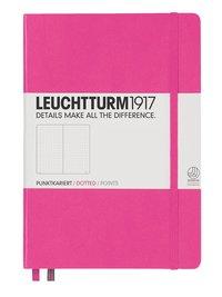 """Anteckningsbok Leuchtturm1917 """"Bullet Journal"""" A5 prickad rosa"""