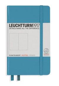 Anteckningsbok Leuchtturm1917 A6 prickad nordisk blå