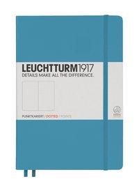 """Anteckningsbok Leuchtturm1917 """"Bullet Journal"""" A5 prickad nordisk blå"""