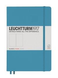 Anteckningsbok Leuchtturm1917 A5 olinjerad nordisk blå